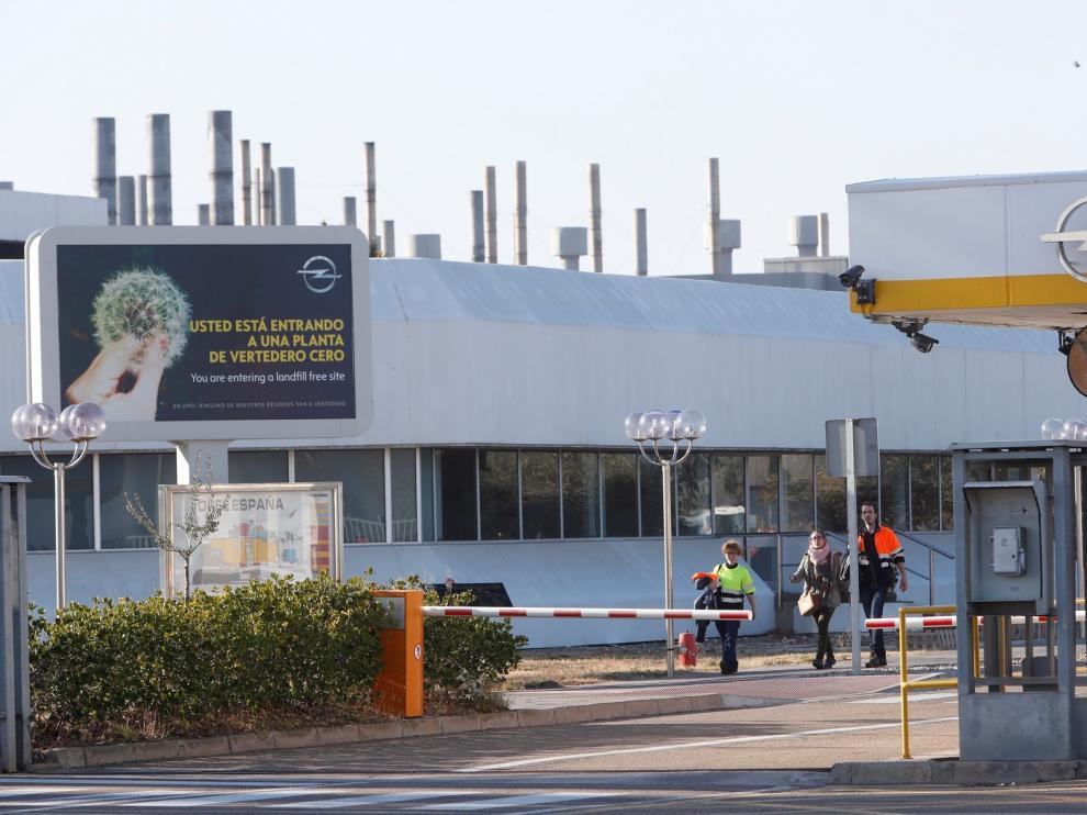 El Grupo PSA invertirá 250 millones en la planta de Opel en Figueruelas hasta el 2021