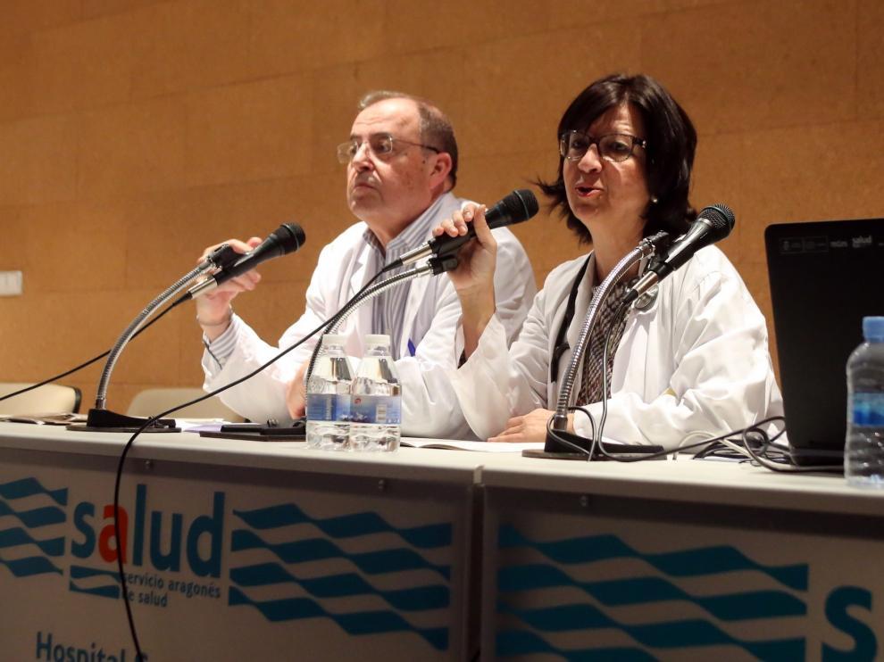 Alta participación en las jornadas científicas del Hospital San Jorge