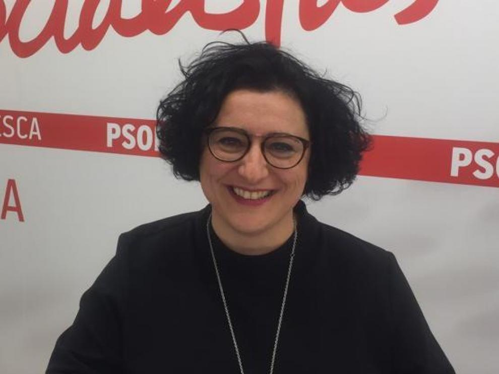 Gema Betorz, designada candidata del PSOE para optar a la Alcaldía de Graus