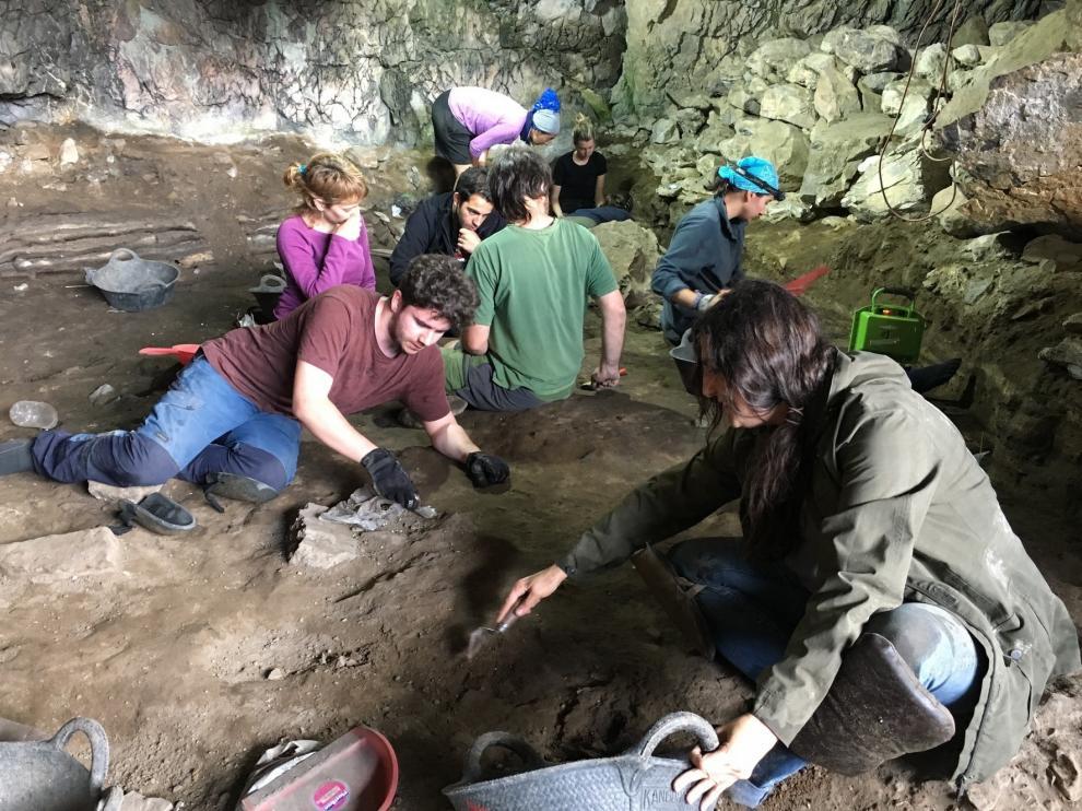 Hallan arte rupestre en el Parque Nacional de Ordesa, a 2.200 metros de altitud