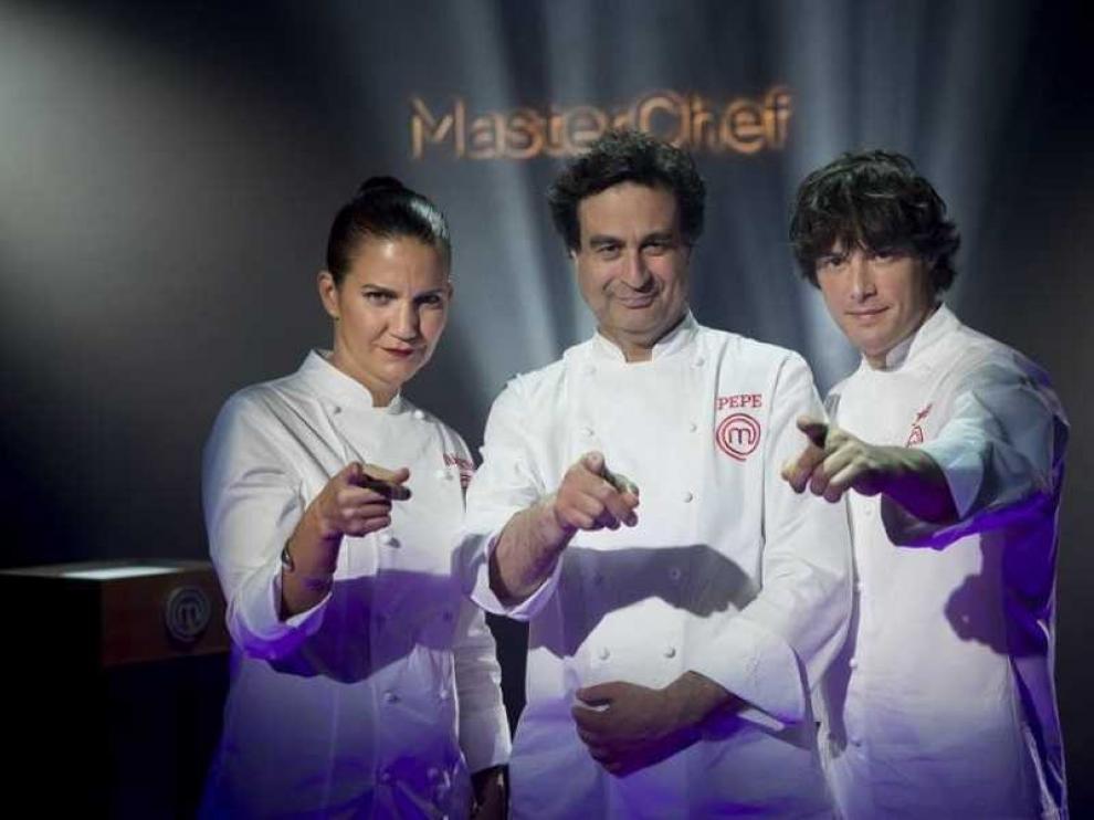 """Los jueces competirán entre sí en el próximo """"MasterChef"""""""
