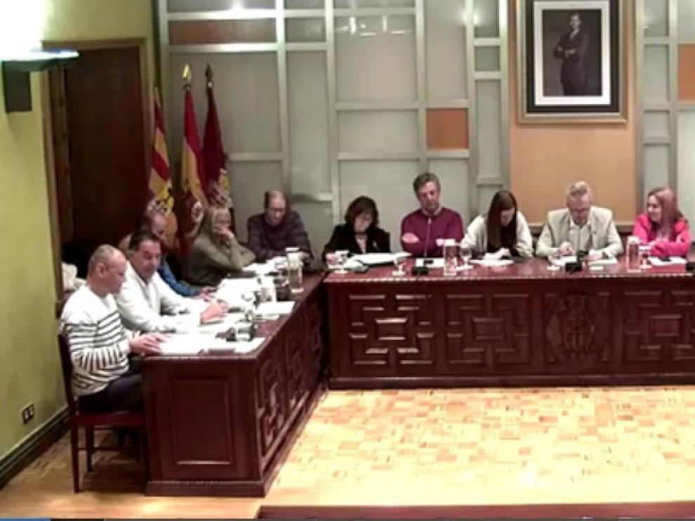 El Ayuntamiento de Jaca trata de retomar las obras del vial de la Ciudadela