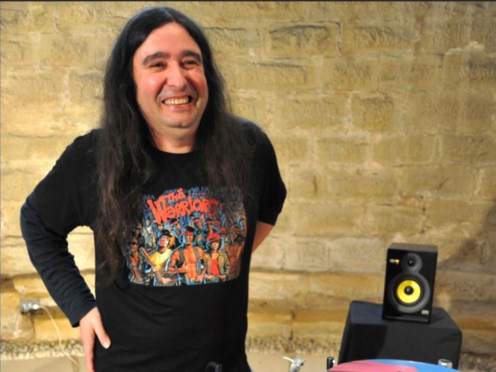 """Jaume Sanuy Díez: """"Antes, la música era más una actitud y una forma de vida que un producto de consumo"""""""