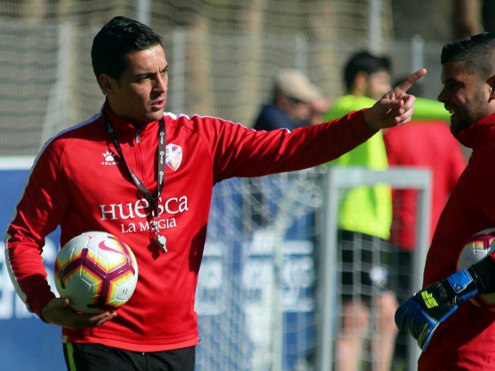 Francisco se pone al frente del Girona para subir a Primera