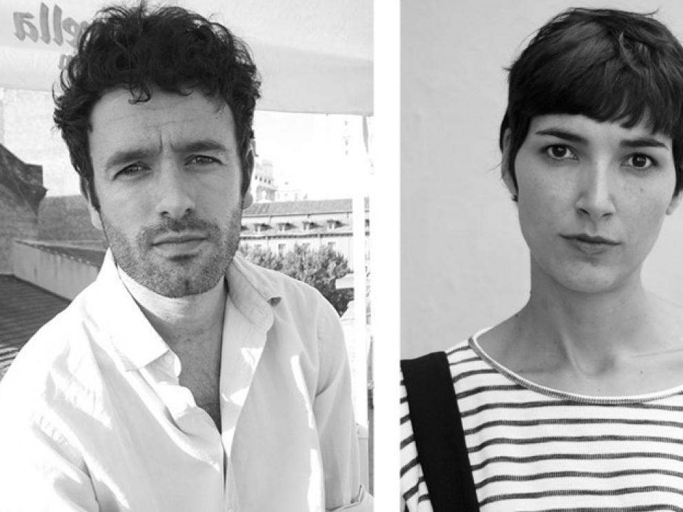 Rodrigo Sorogoyen e Isabel Peña, Premio Ciudad de Huesca Carlos Saura