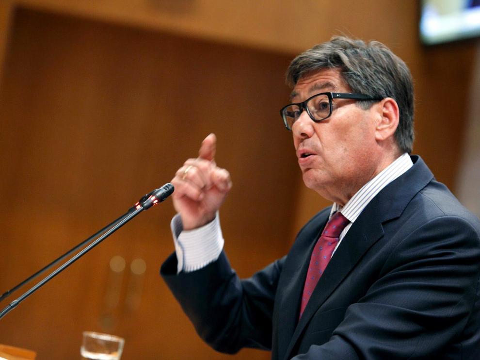 Aliaga (PAR) reta a los partidos que prometen el trasvase en el Levante a decirlo en Aragón