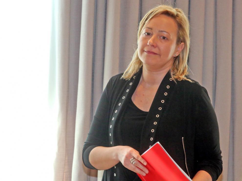 """Marta Gastón, respecto a la detención de Piero Pini: """"Si algo afecta al desarrollo empresarial tendría que ser notificado por los promotores"""""""