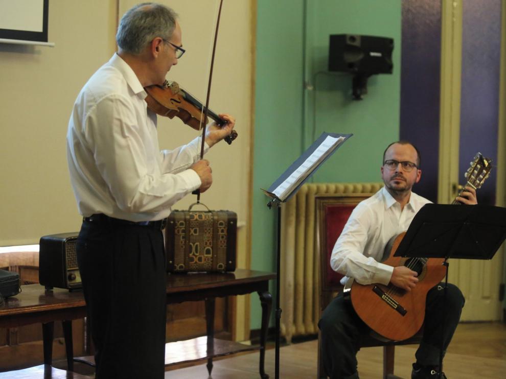 Melodías de otro tiempo, documento sonoro de los Músicos de Acumuer