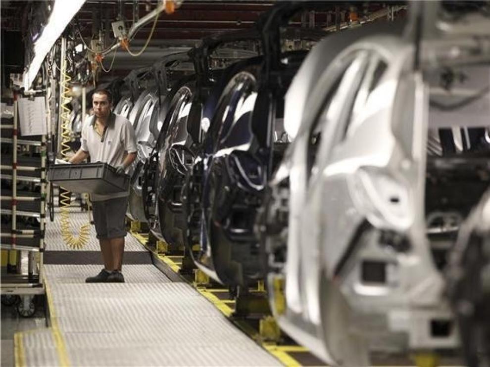 Las exportaciones aragonesas descienden un 11,3 % interanual