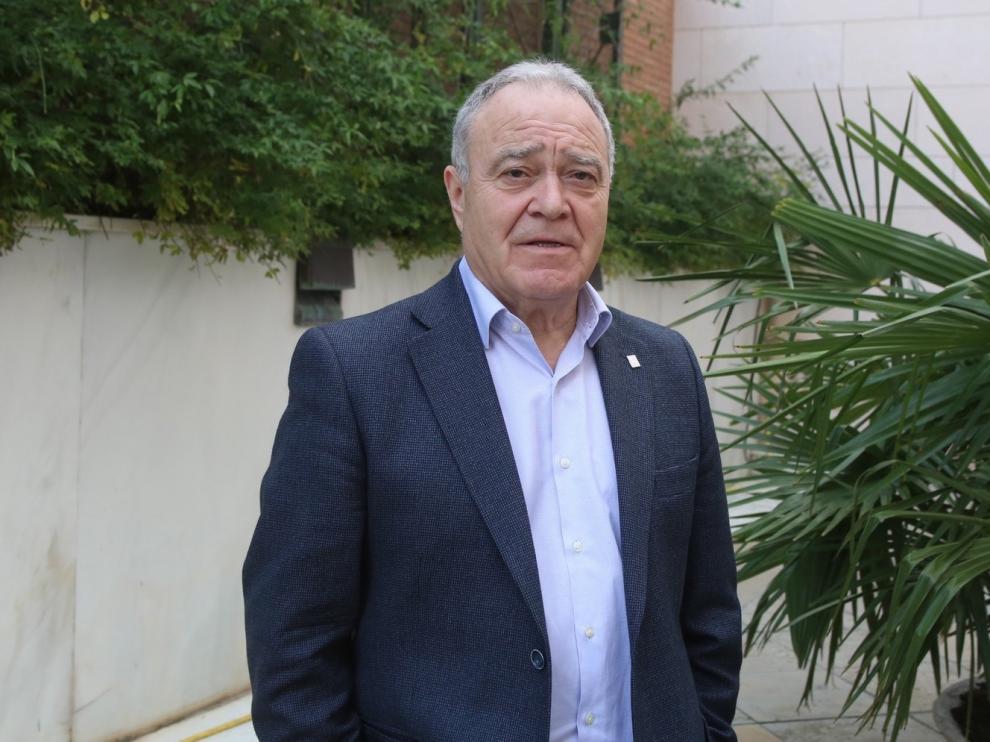 """Miguel Gracia: """"A veces, en política hay que hacer un ejercicio de responsabilidad"""""""