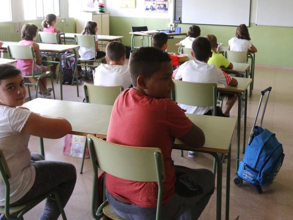Piden en Aragón que se respeten los puestos de trabajo de los profesores de Religión