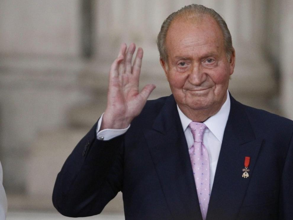 """La infanta Elena visitó al rey Juan Carlos en Abu Dabi, según """"La Vanguardia"""""""