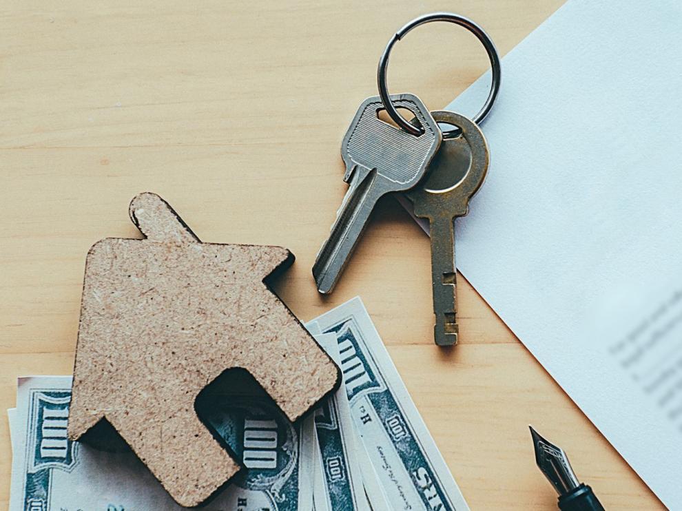 La firma de hipotecas crece un 8 % y el importe medio, un 11 % en la provincia de Huesca