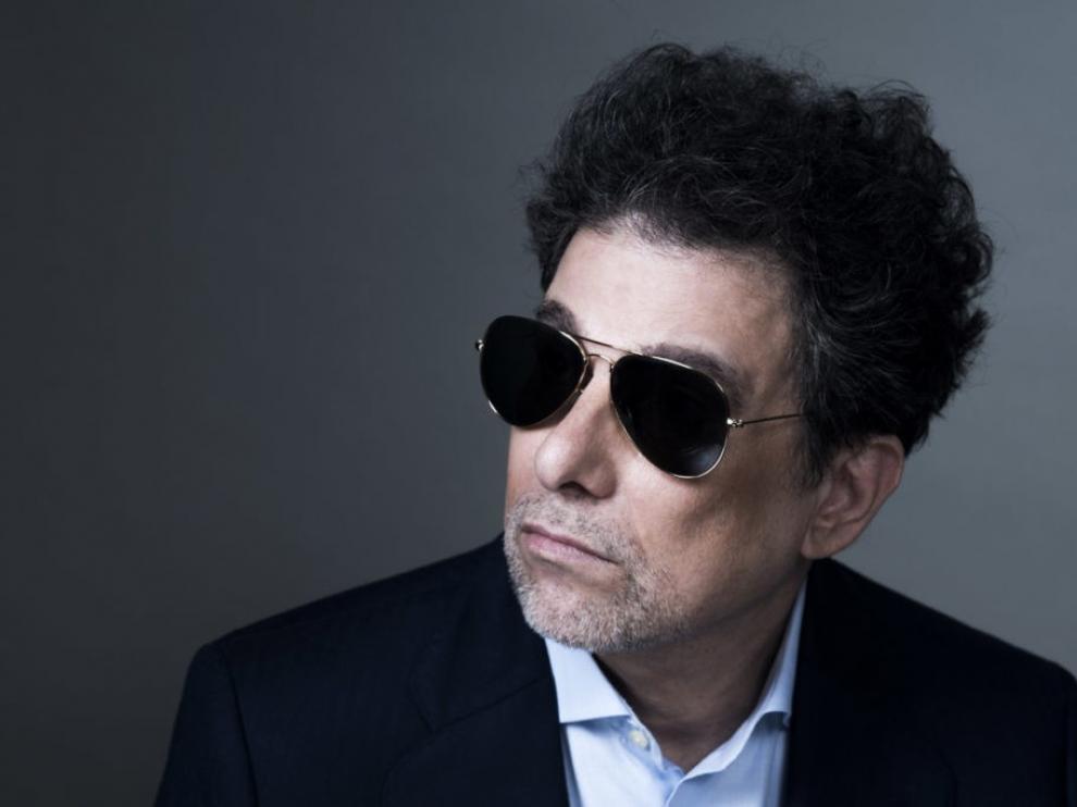 """Andrés Calamaro: """"Recuerdo aquel concierto; es inevitable recordar ese paisaje"""""""