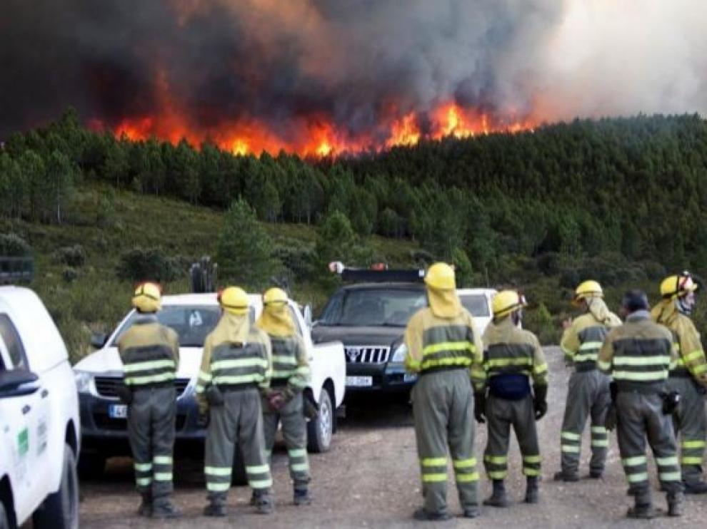 Advierten de que el plan contra incendios no tiene plantilla completa