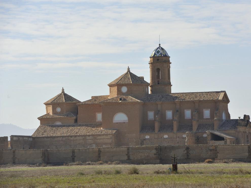 La Cartuja de las Fuentes deja la lista roja del Patrimonio