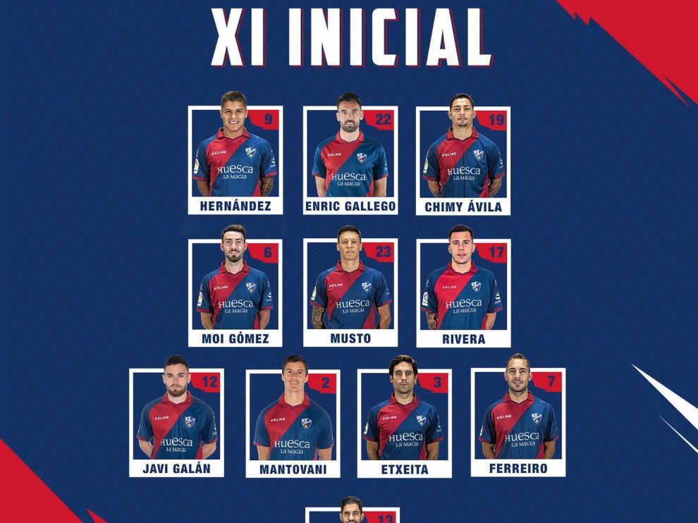 """El Huesca desciende a Segunda División arropado por la afición al grito de ¡Volveremos otra vez!"""""""