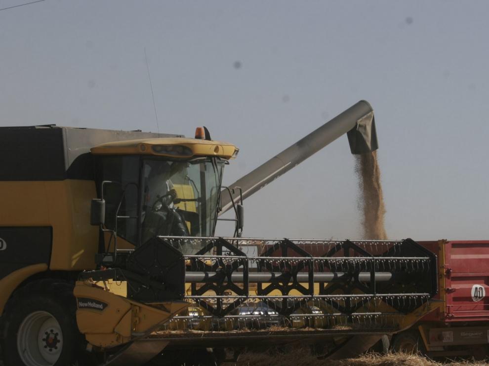 El potente sector de maquinaria agrícola demanda un grado medio de FP