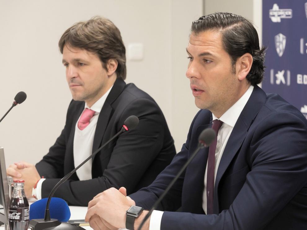 """El futuro del entrenador del Huesca es """"cuestión de unas horas"""""""