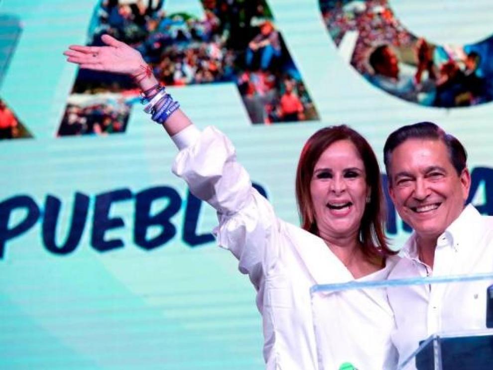 Aplazan por mal tiempo la proclamación de Cortizo como presidente electo de Panamá