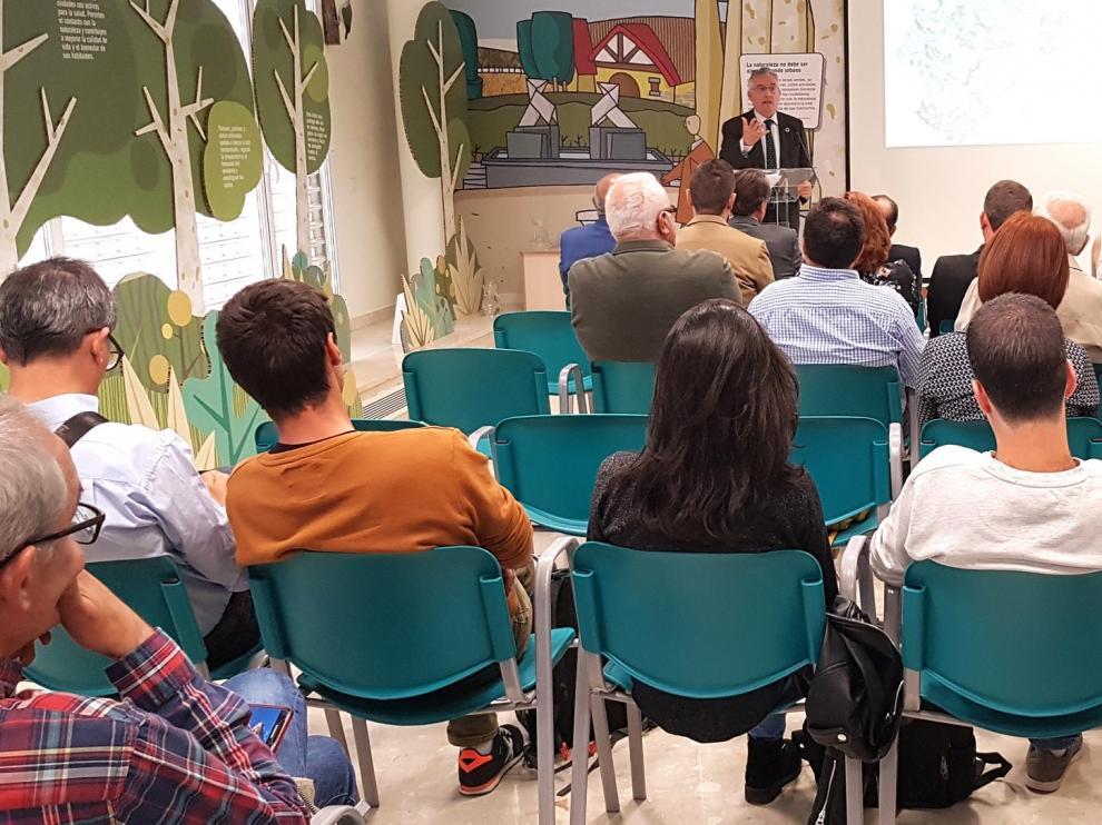 """Olona: """"Los planes de gestión de la Red Natura 2000 deben de servir para mejorar la situación ambiental"""""""