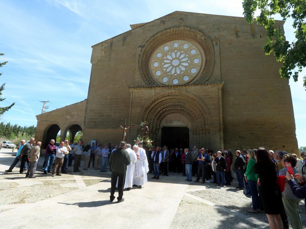 Suspendida la romería de Salas de septiembre en Huesca