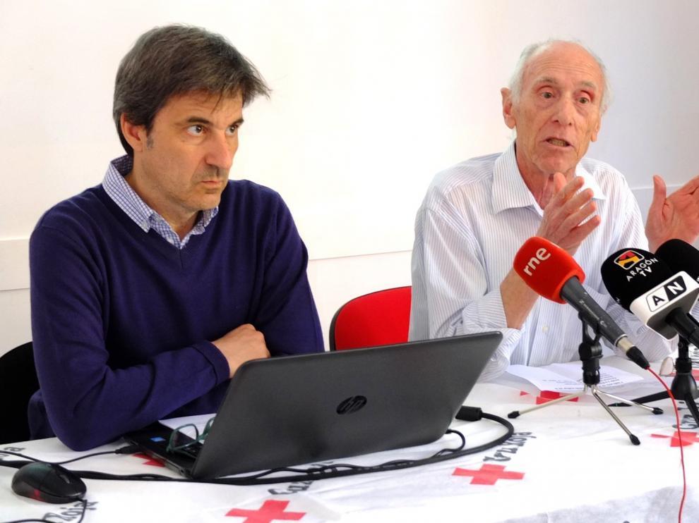 Cruz Roja Huesca ofrece 775 ayudas de urgente necesidad