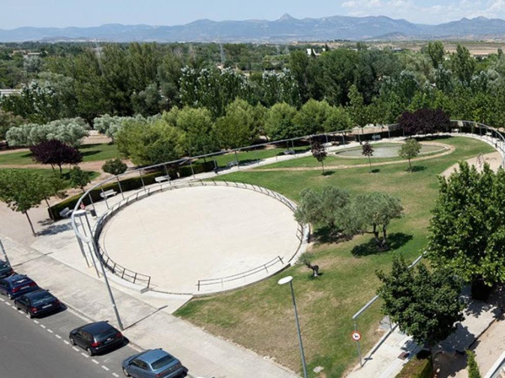 La Policía Local de Huesca reforzará la seguridad en el Perpetuo Socorro y el Parque Miguel Servet con ocho nuevas cámaras
