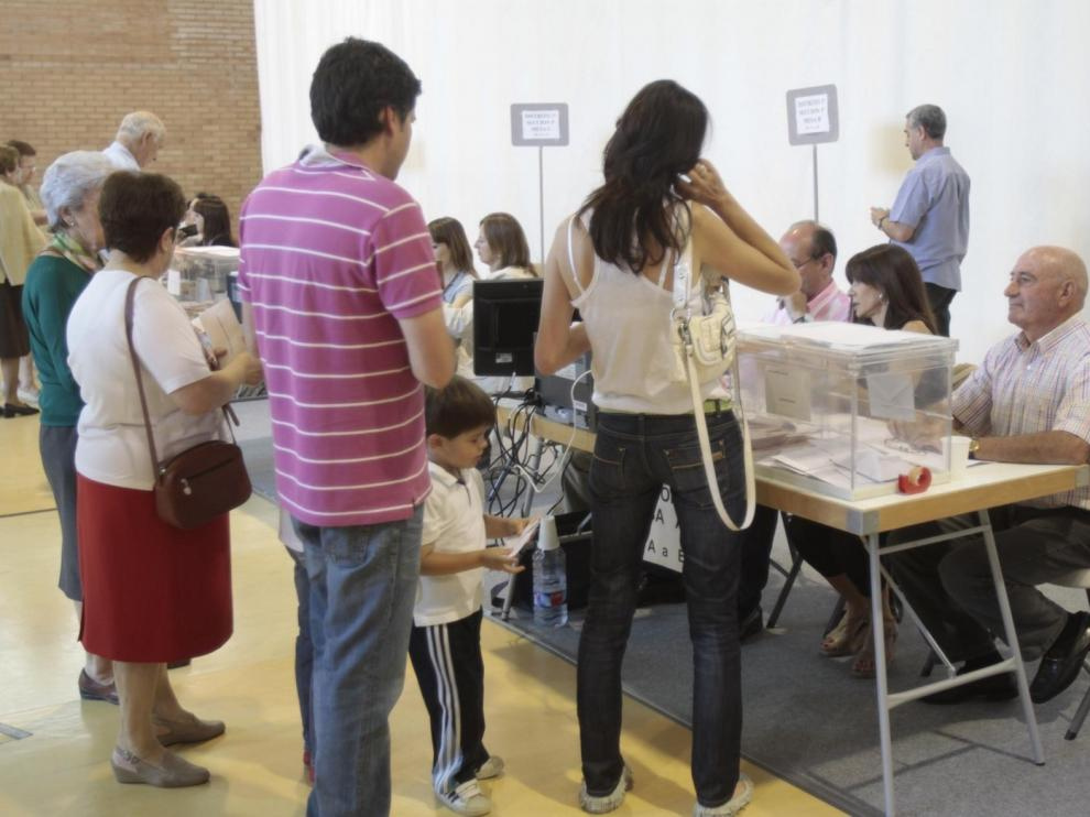 Elecciones municipales en Aragón: un espejo de la despoblación con 219 concejales menos