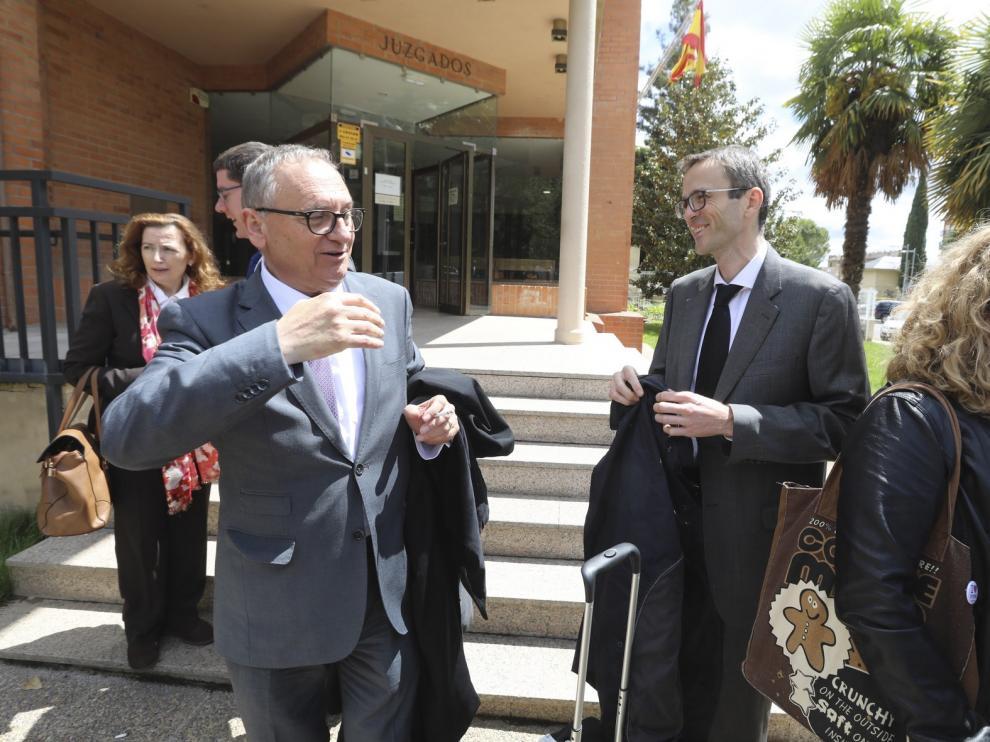 Aragón insiste en que no hay facturas ni documentos de compraventa de los bienes