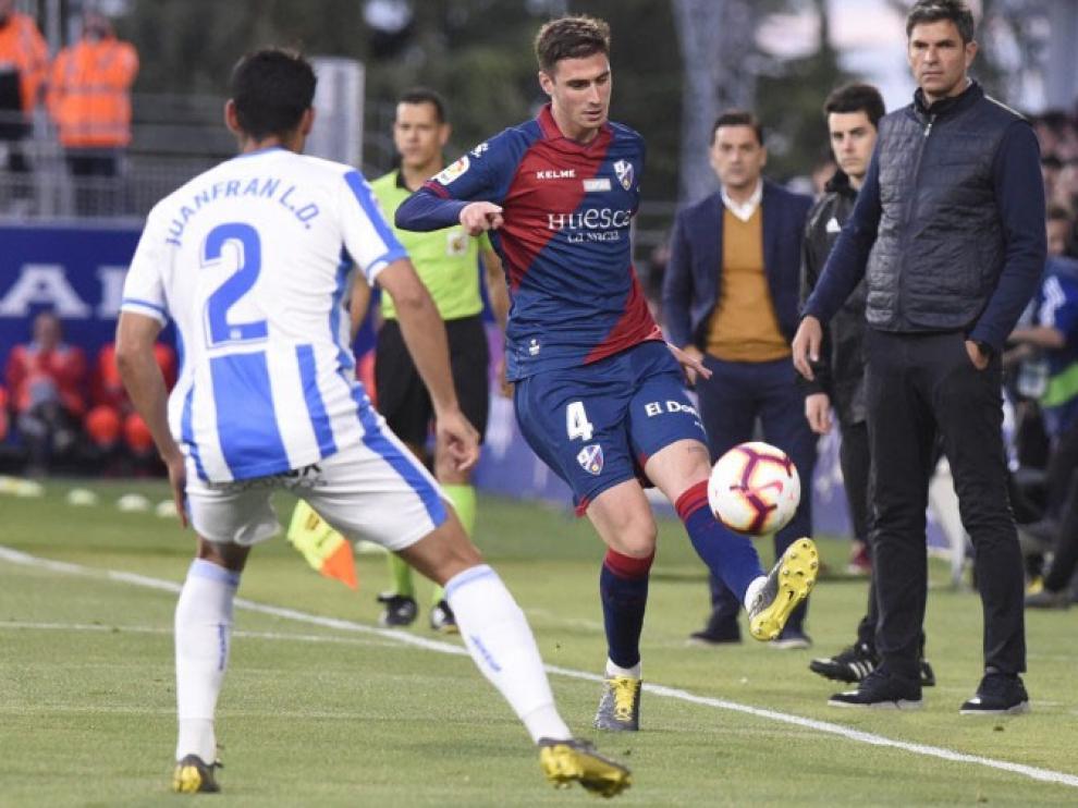 La temporada que el Huesca estuvo en Primera obtuvo 44,2 millones por derechos televisivos