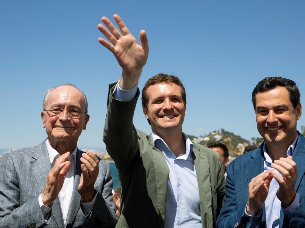 Casado prefiere que Cs apoye a Sánchez que repetir elecciones