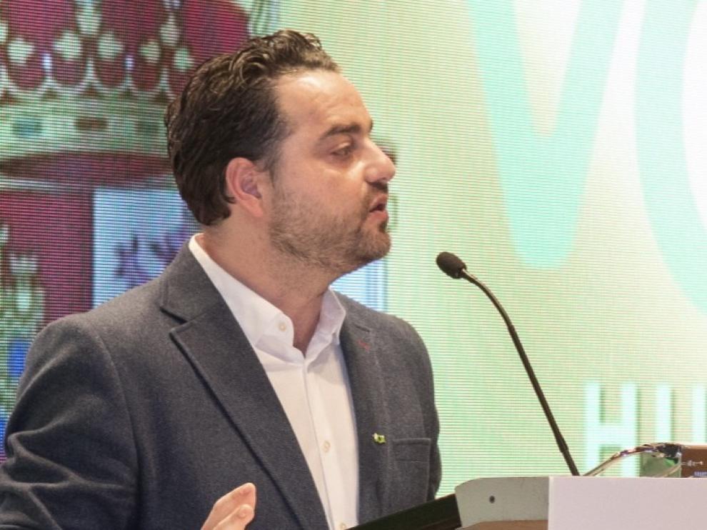 """Arranz (Vox) pide que el presunto autor de una violación en Tamarite cumpla pena en su país y """"jamás"""" vuelva a España"""