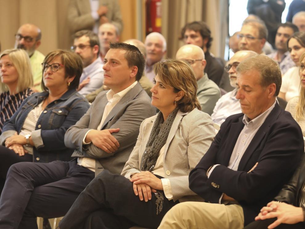 Delgado resalta el proyecto común del PSOE en toda España