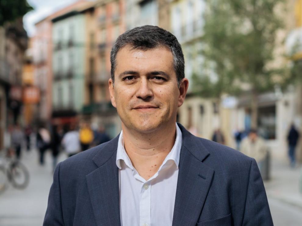 """Joaquín Palacín: """"La prioridad absoluta es el empleo de calidad"""""""