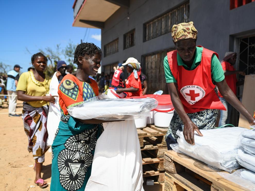 Cruz Roja Huesca realizará este sábado una actividad de sensibilización por el Día de África