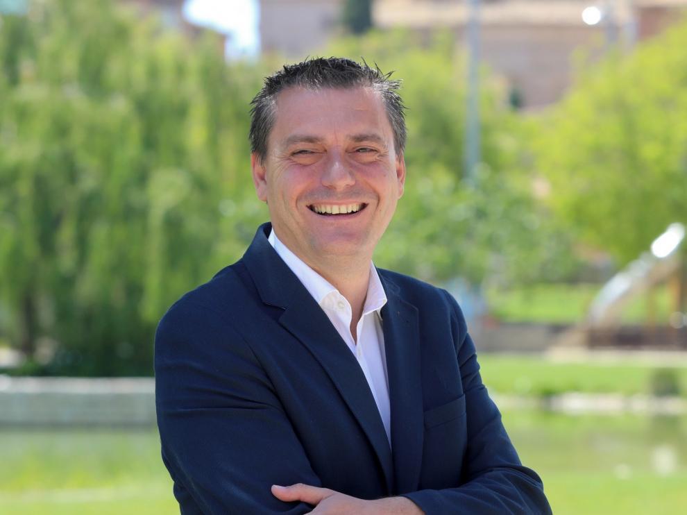 """Fernando Sabés: """"La diversidad permite afrontar el futuro de la provincia con optimismo"""""""