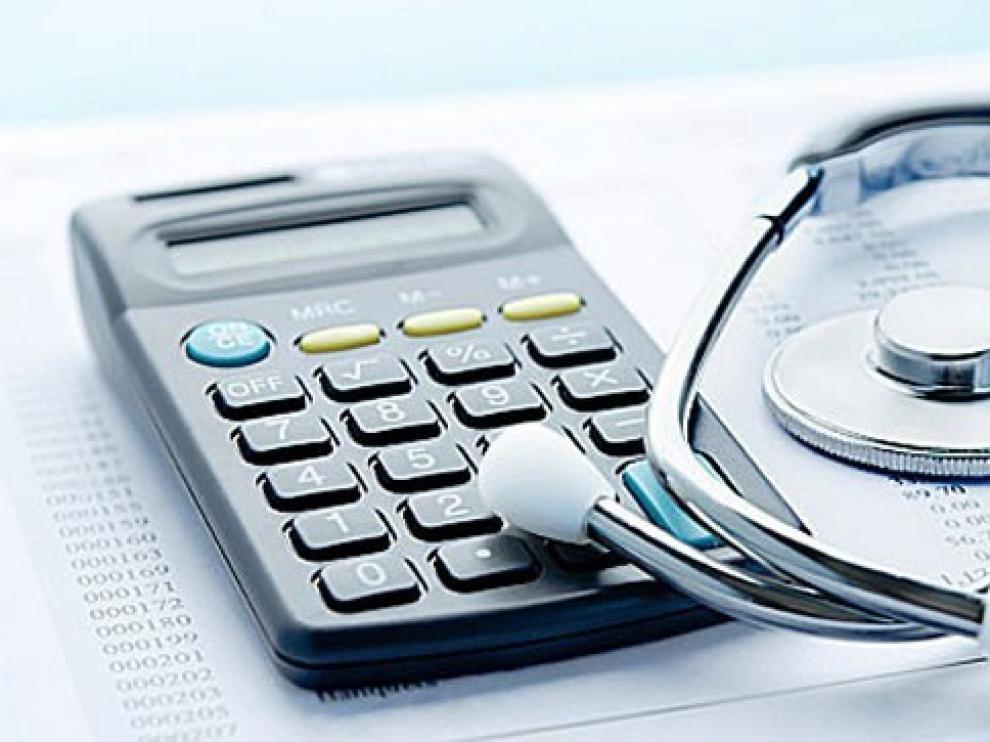 Aragón gasta 1.556 euros por habitante en sanidad