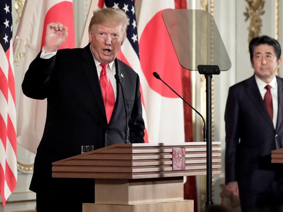 Trump destaca que Pionyang no ha hecho test nucleares en los dos últimos años