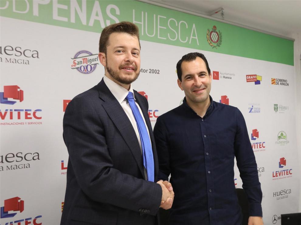 Antonio Orús renueva por cuatro años más en la presidencia del Club Baloncesto Peñas