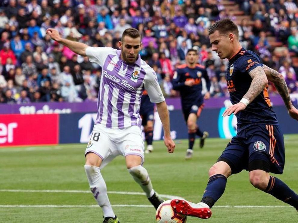 El Mundo afirma que había siete jugadores comprados en el Valladolid-Valencia