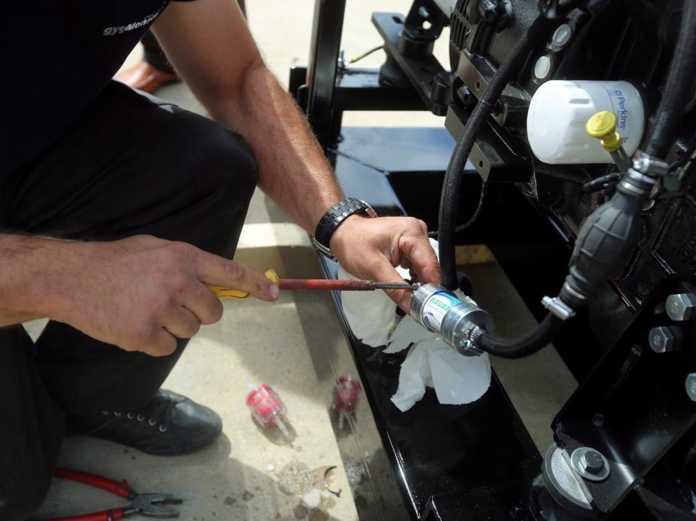 Diseñan unos catalizadores más limpios y que bajan el consumo