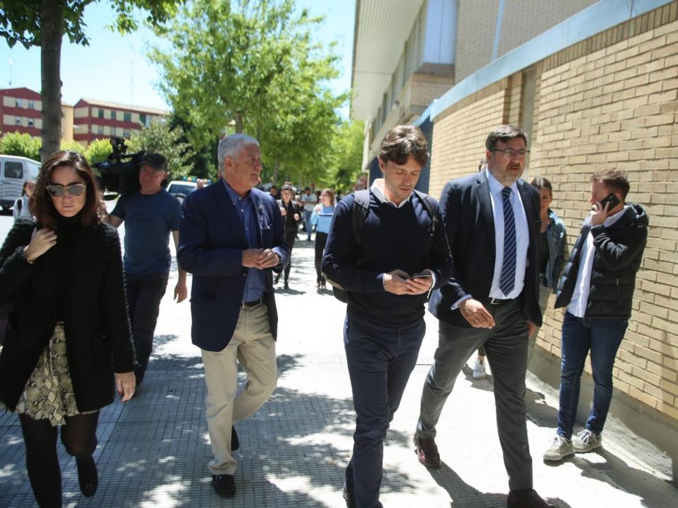 Reunión del Consejo de Administración del Huesca para analizar la situación e iniciar la planificación