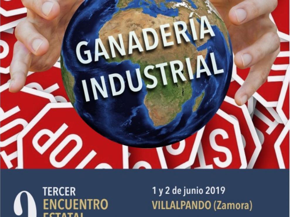 """Junio será el """"mes de la resistencia a la ganadería industrial"""""""