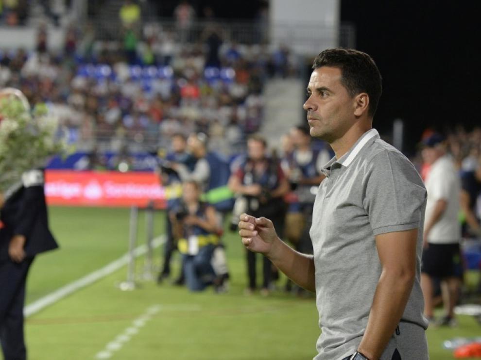 "Míchel dice ""sí"" al Huesca"