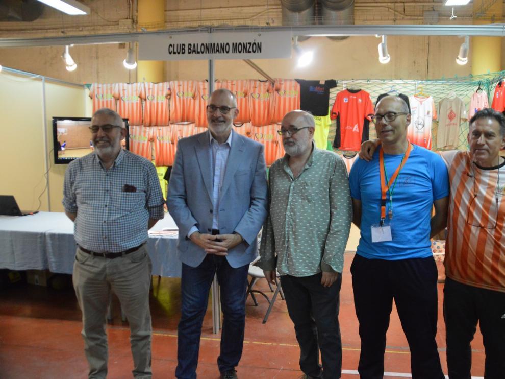 Monzón se promociona como ciudad del deporte en Cinca Sport