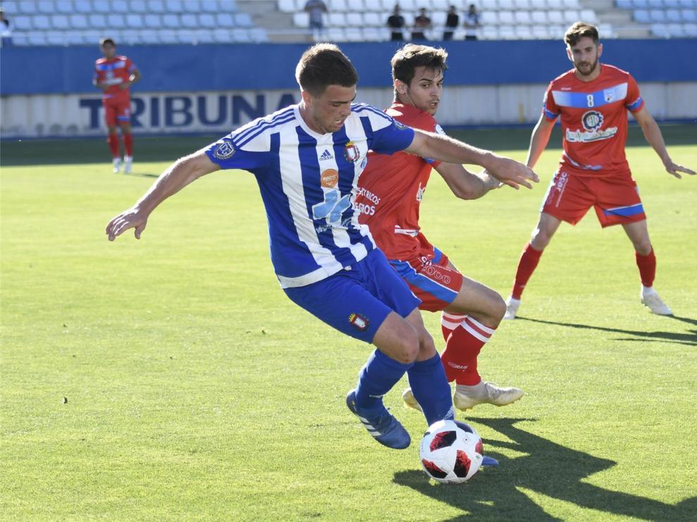 El Sariñena, eliminado en Lorca (3-0)
