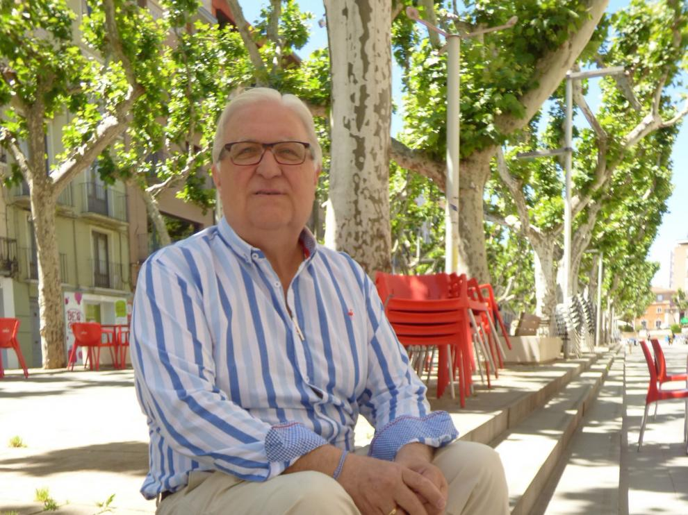 """José Pedro Sierra: """"No es fácil aguantar en política tantos años como llevo"""""""