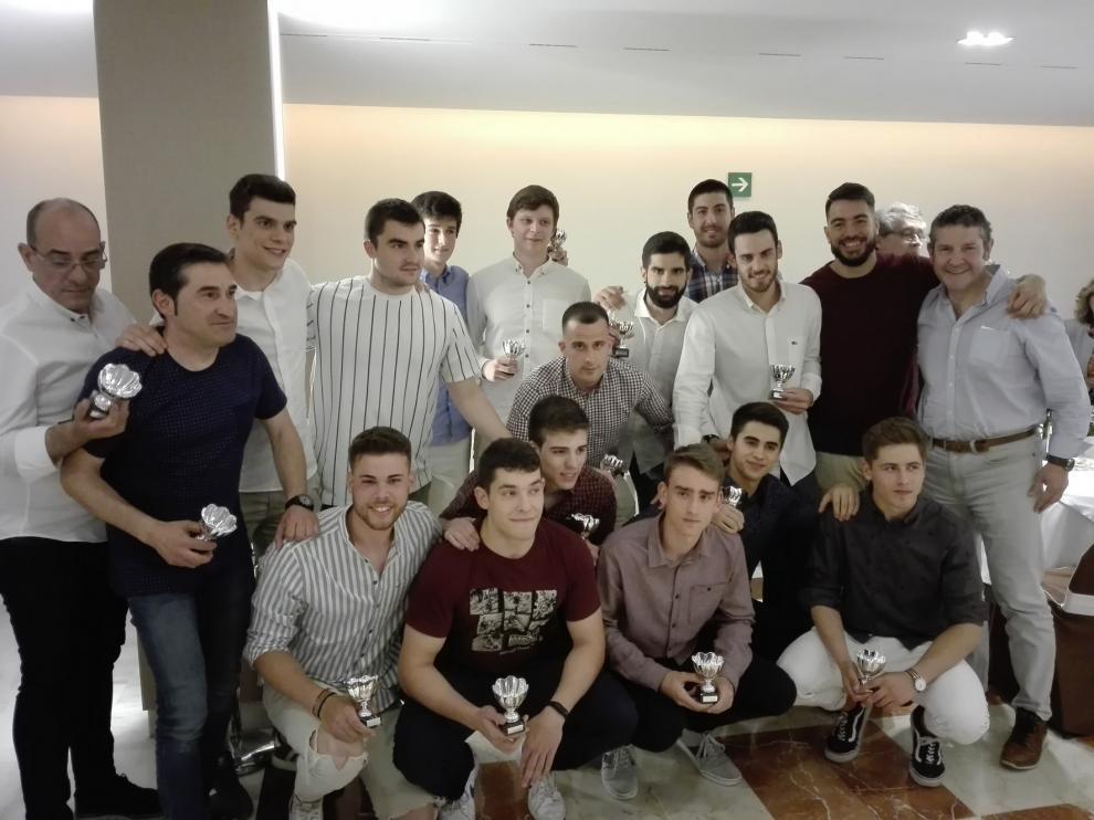 BM. Huesca celebra un gran año y ya piensa en los 25