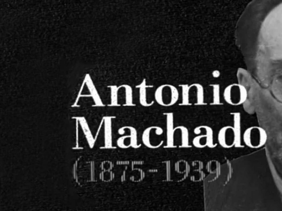 Huesca rinde un homenaje a Antonio Machado